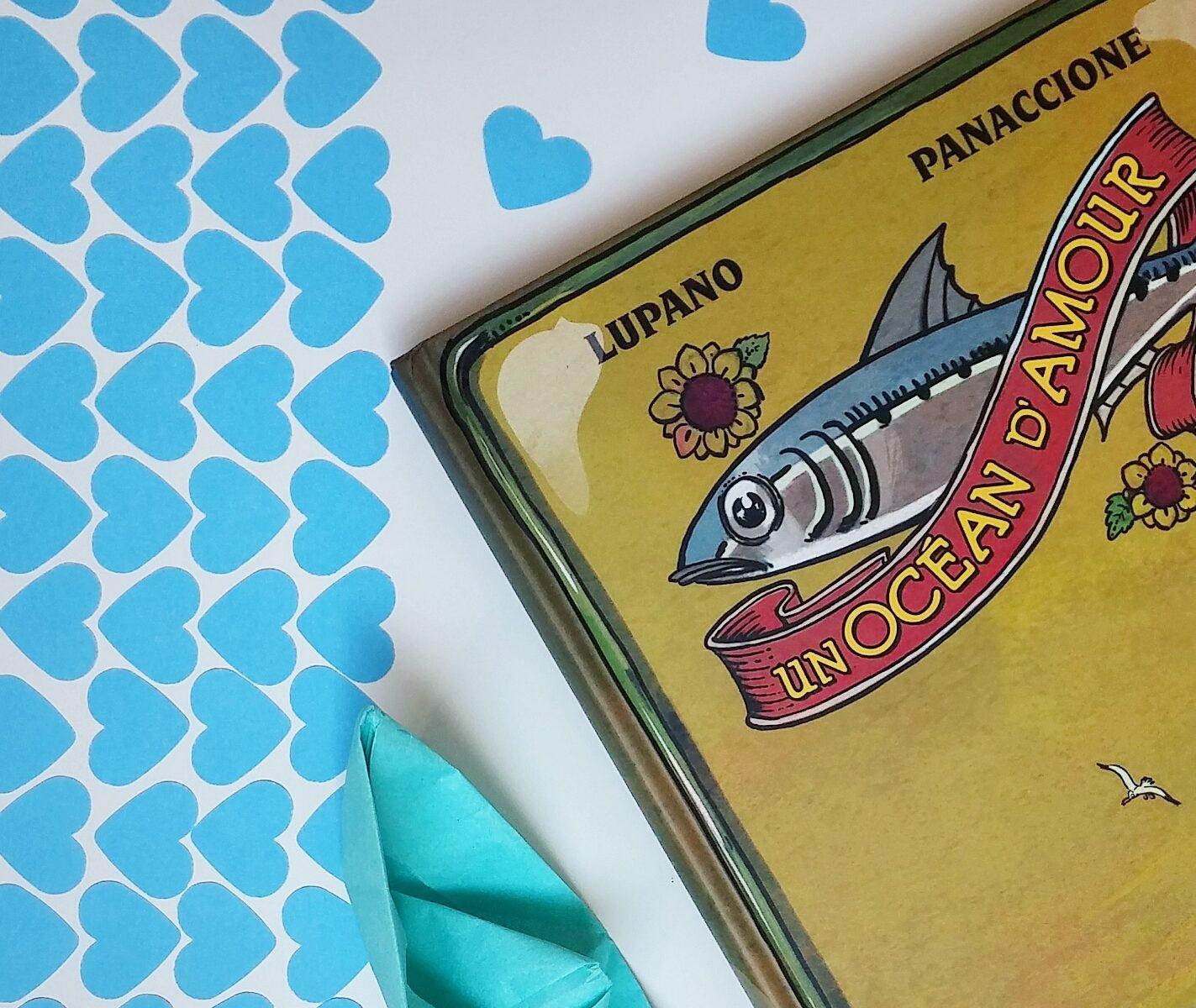 Un océan d'amour, Lupano, Panaccione, BD, bande dessinée, écologie, océan, édition delcourt mirages, bretagne, breizh