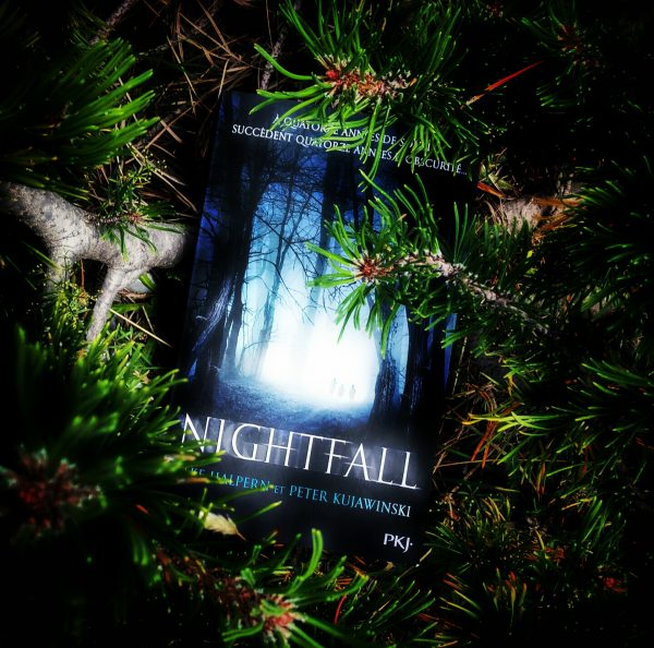 Nightfall littérature jeunesse Jake Halpern Peter Kujawinski Pocket Jeunesse