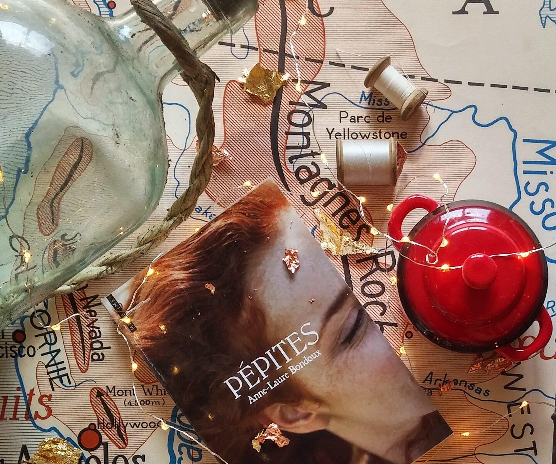 pépites Anne-Laure Bondoux Bayard Jeunesse littérature jeunesse bella rossa héroïne aventures ouest usa conquête de l'or ruée