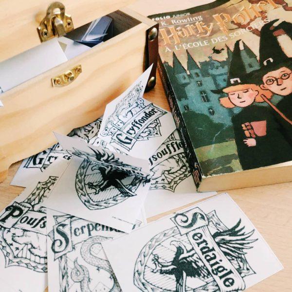 Harry Potter Tome 1 à l'école des sorciers