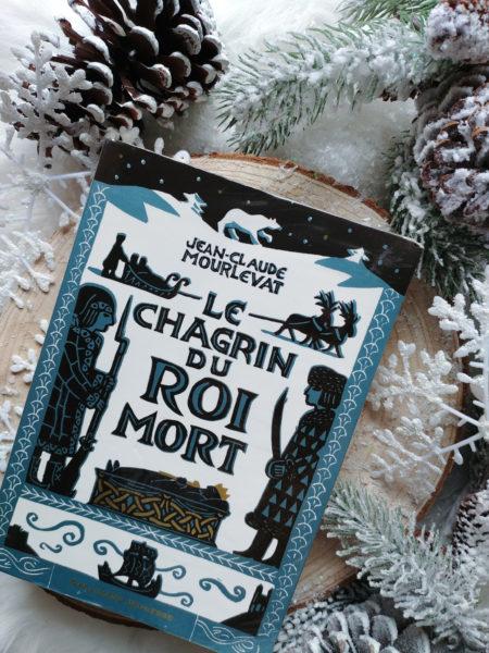 le chagrin du roi mort, Mourlevat, hiver, frères, aventures, Gallimard jeunesse, lire