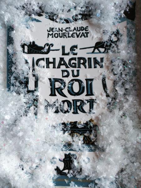 Le chagrin du roi mort, Mourlevat, hiver, frères, aventures, Gallimard jeunesse, collège