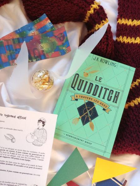 quidditch règles du jeu rules règlement partie
