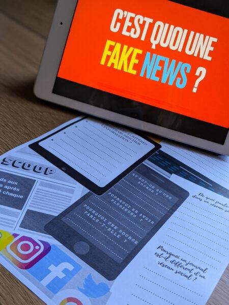 informer s'informer déformer la presse en 4eme semaine de la presse fiche outil vidéos clemi